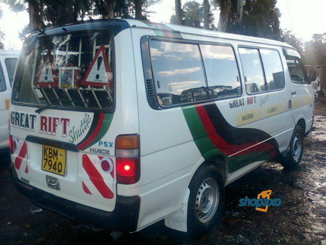 Great Rift Shuttle