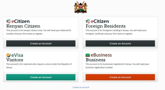 how to apply for an e-passport in Kenya