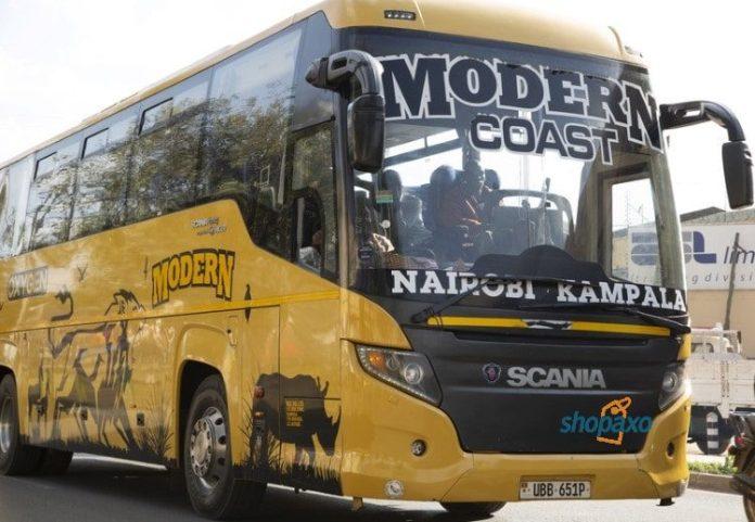 buses from nairobi to kampala