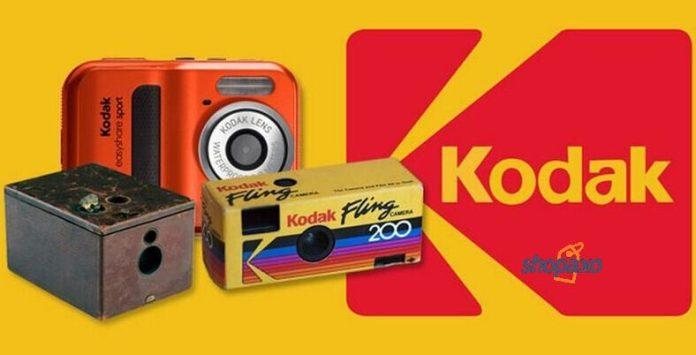 Kodak to manufacture drugs