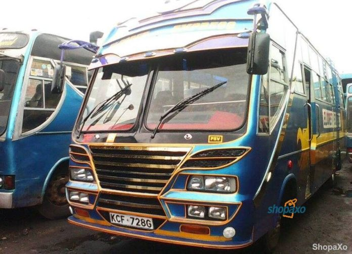 Eldoret Express Bus Online Booking, Destinations and Contacts