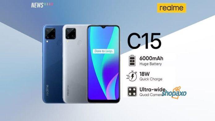 Realme c15 in kenya-realme c15 price in kenya and full specifications