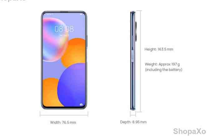 huawei y9a price in kenya and full specifications
