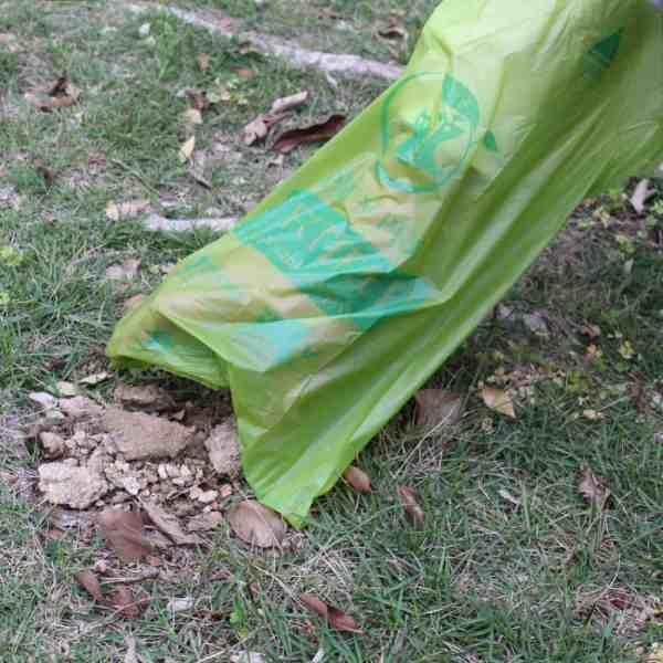 שקיות שקי-קקי מתכלות וידידותיות לסביבה