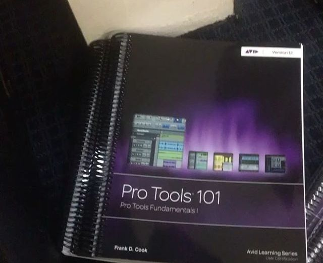 Gearing up for this years Pro Tools Summer Camp!