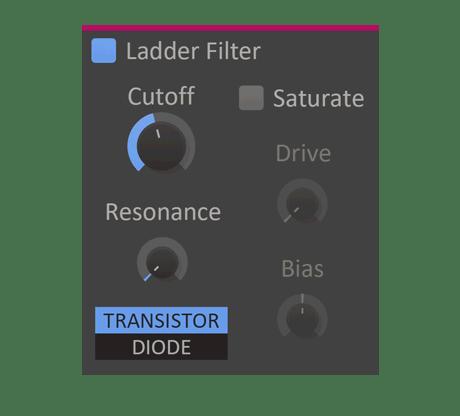 Ladder Filter