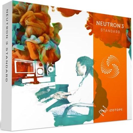 iZotope Neutron 3 Standard Mixing Suite