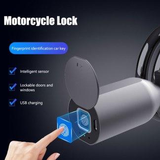 Fingerprint Bluetooth Anti-Theft Chain Lock