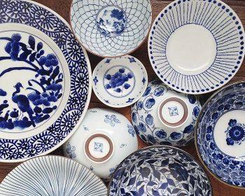 blue-and-white-hp & Home - Japanese Dinnerware Japanese Tableware