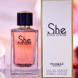 She Pour femme