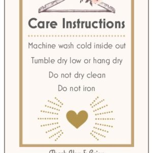 Gold Care Card