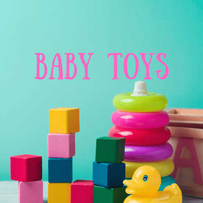 Lead-Free Baby Toys