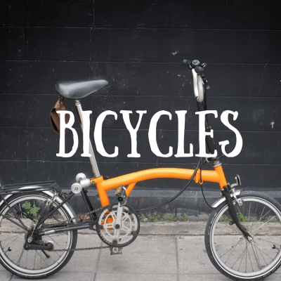 Lead-Free Bicycles & Accessories