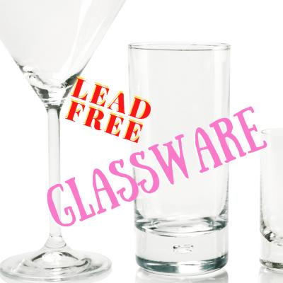 Lead-Free Glassware