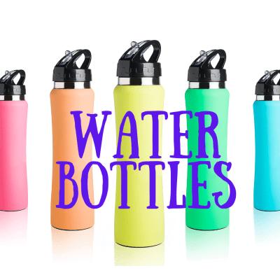 Lead-Free Water Bottles