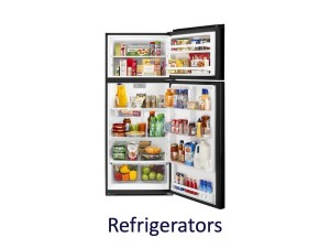 Rent to own refrigerators