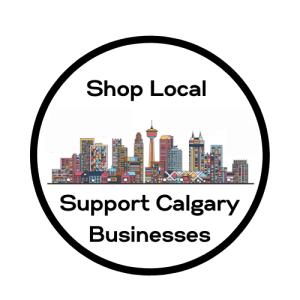 Shop Local Calgary Logo