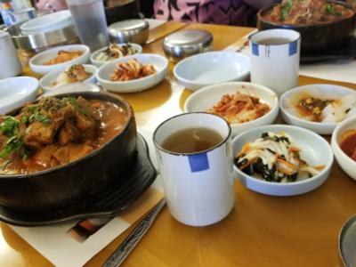 Yangpyung Seoul Restaurant