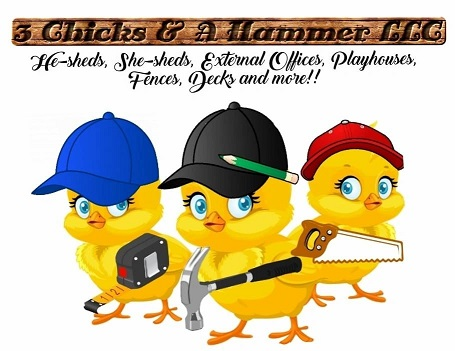 3 Chicks and a Hammer Construction