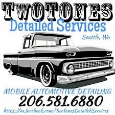 Two Tone's Detailed Services