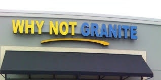 Why Not Granite