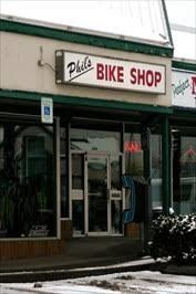 Phil's Bike Shop