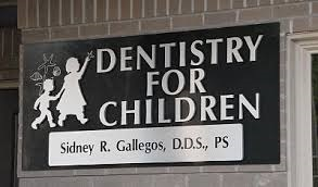 Dentistry for Children - Sidney R. Gallegos, INC, DDS, PS