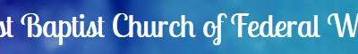 First Baptist Church Federal Way