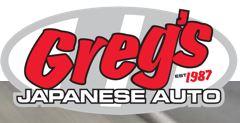 Greg's Japanese Auto Parts & Service
