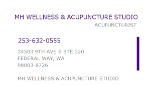 MH Wellness & Acupuncture Studio