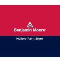 Mallory Paint Store - Benjamin Moore