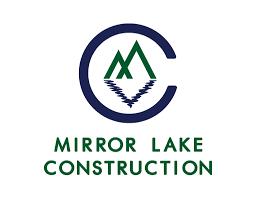Mirror Lake Construction
