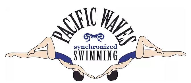 Pacific Waves Synchronized Swimming