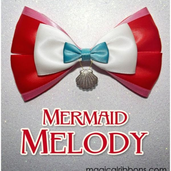 Mermaid Melody Bow