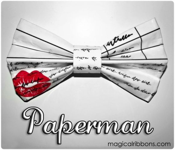 Paperman Bow