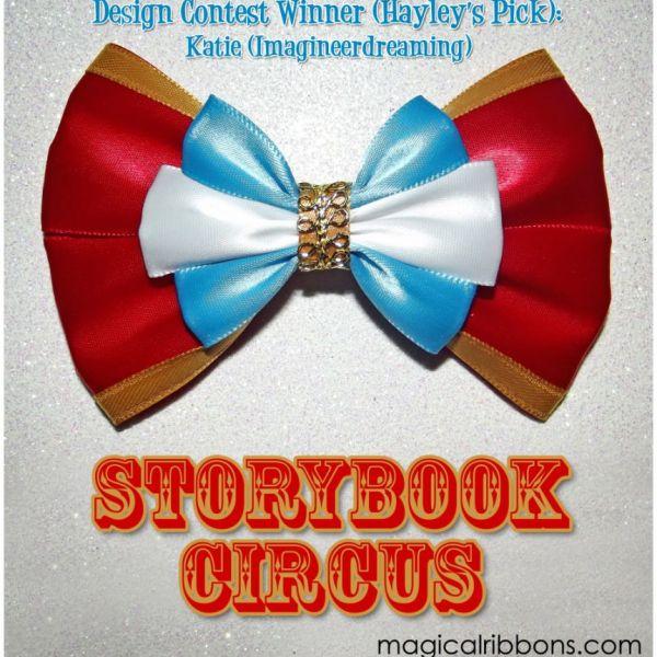Storybook Circus Bow