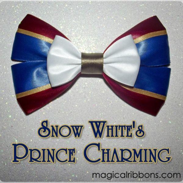 Snow White's Prince Charming Bow