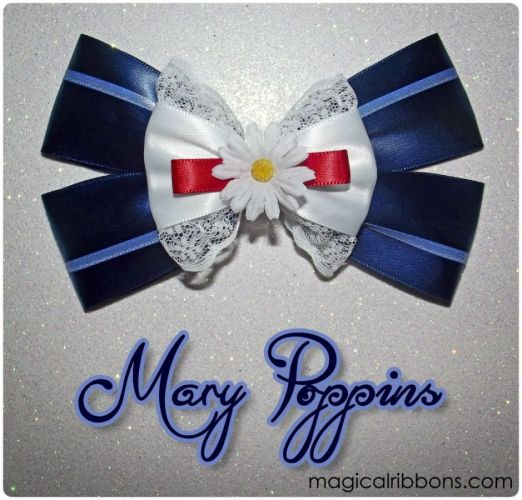 Mary Poppins Bow