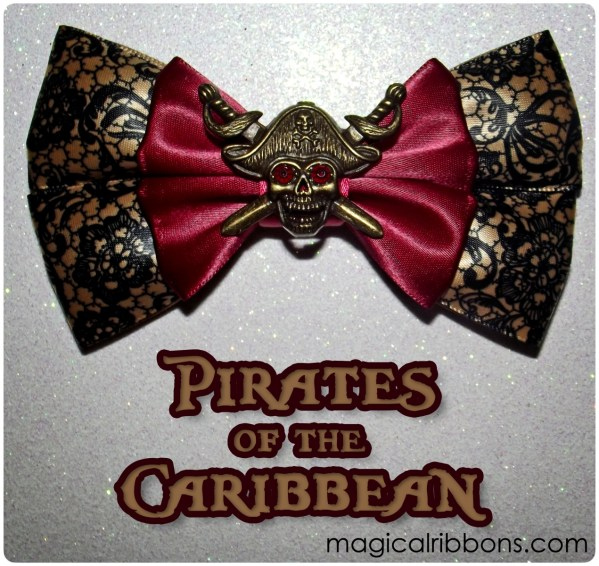 Pirates of the Caribbean Bow