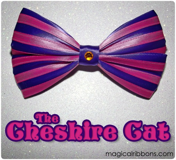 The Cheshire Cat Bow