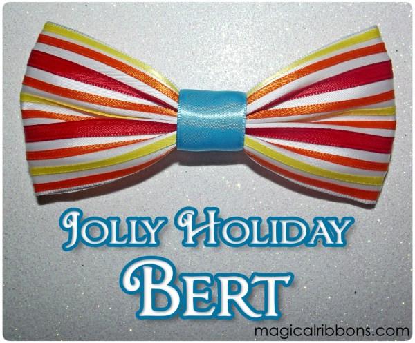 Jolly Holiday Bert