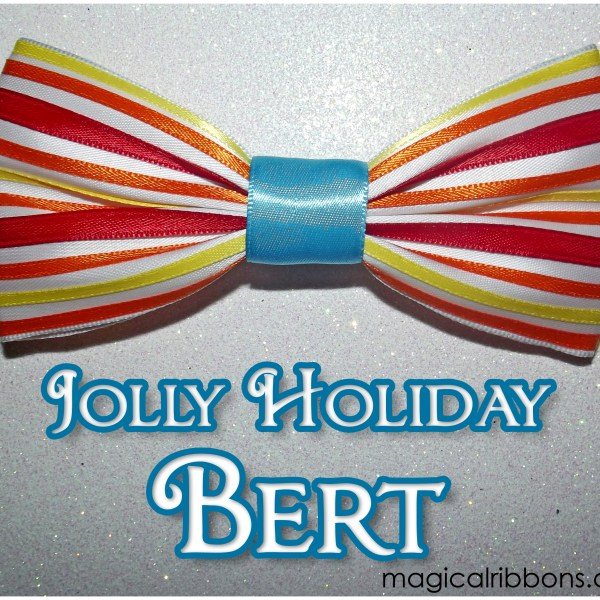 Jolly Holiday Bert