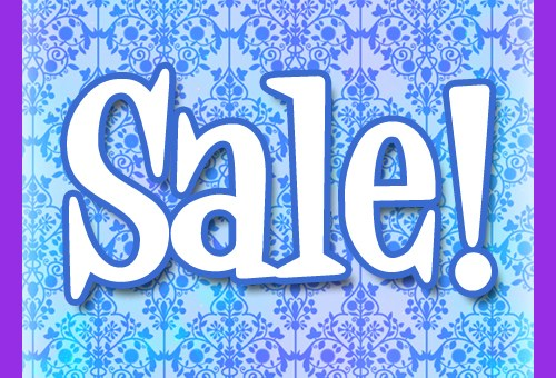 Ready To Ship Sale!