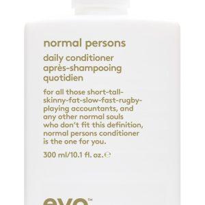 evo – Normal persons conditioner