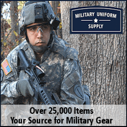 Military Uniform Supply Store