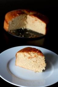 Intégré à un gâteau, il lui donne un moelleux incomparable.