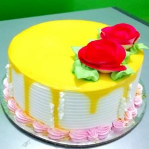 1 Pound Yellowish Pineapple Cake