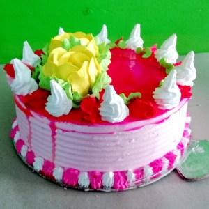 Strawberry Cake – 1 Pound