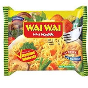 6 Pcs Wai wai वाईवाई Chau chau