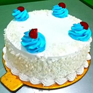 1 Pound White Forest Cake